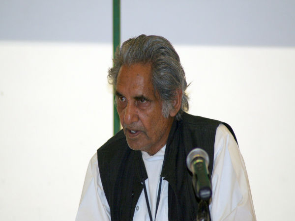 Renowned Poet and lyricist Gopaldas Neeraj passed away.