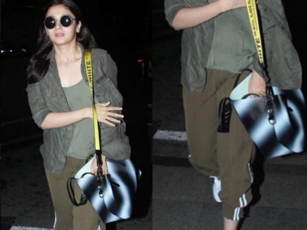 VIRAL: एयरपोर्ट पर इतने महंगे बैग के साथ दिखीं आलिया भट्ट, आपको मिल जाए तो बन जाएंगे लखपति