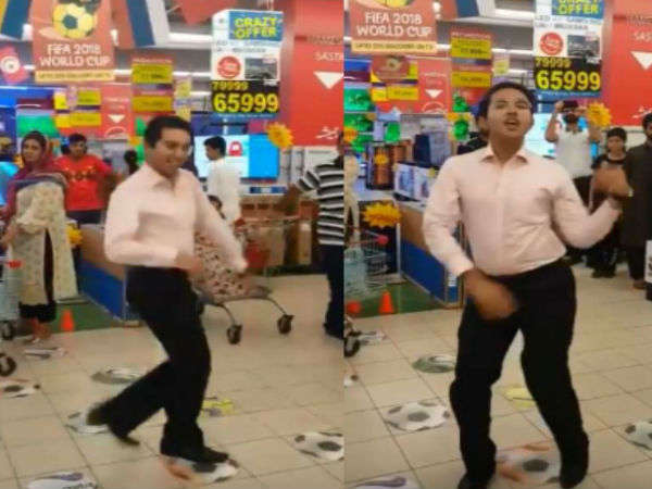 Pakistan boy takes Internet by storm with his killer dance moves on Laung Lachi song, see viral video