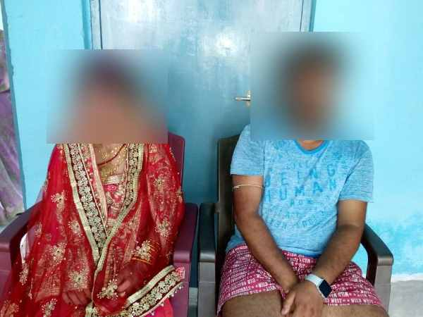 Railway engineer kidnapped for marriage
