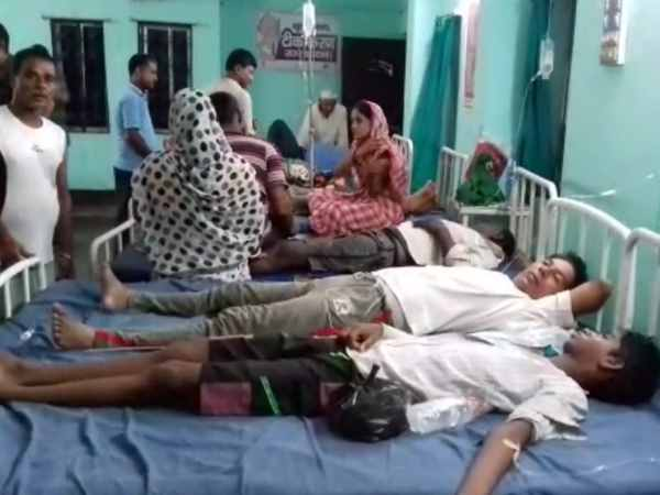 fell ill after consuming poisonous prasad in lakhisarai
