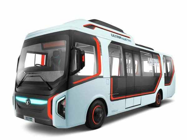 electric buses will run in lucknow