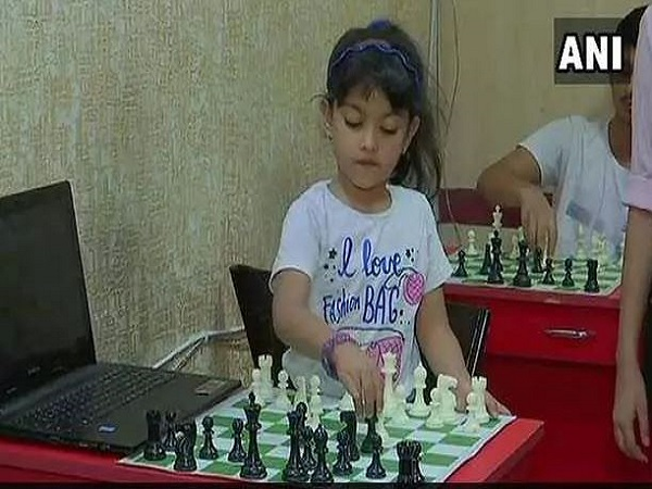 Meet This Chess Champion Saanvi Aggarwal From Chandigarh, She is Only 4