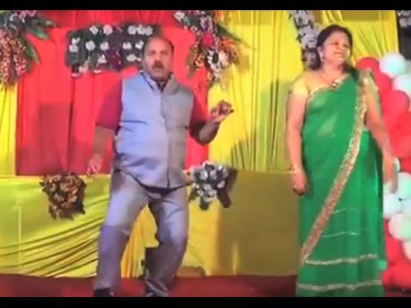 Video: Popular Dancing Dabbu Uncle debut in Acting in film, share video on social media