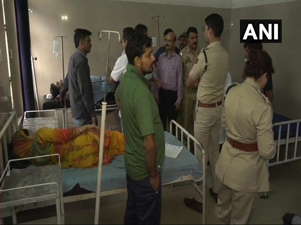 13 Amarnath pilgrims injured after their mini bus rams into parked truck in udhampur