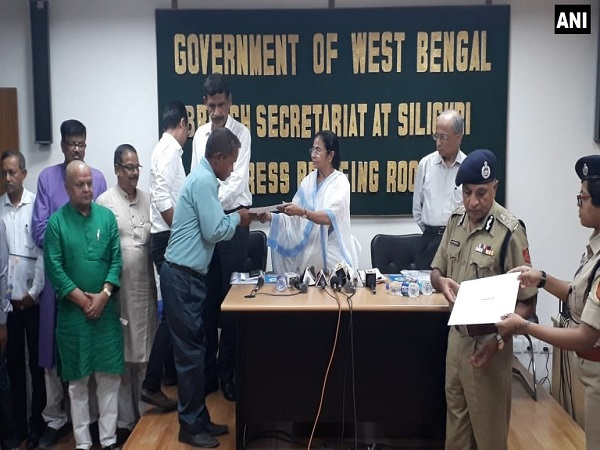 cm Mamata Banerjee appointed 36 former KLO terrorists as home guards