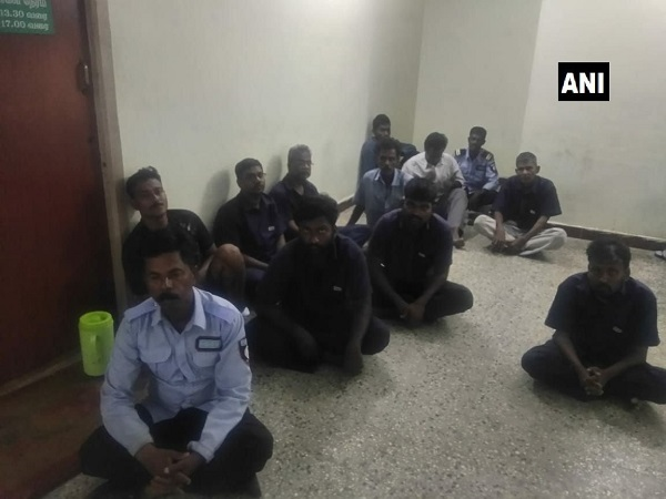 18 men held for allegedly sexually harassing an 11-year-old girl in chennai