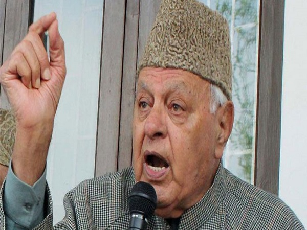 Farooq Abdullah says those who spread communal hatred are like rabid dog
