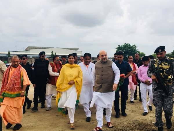 amit shah launched mission 2019 from vindhyachal land