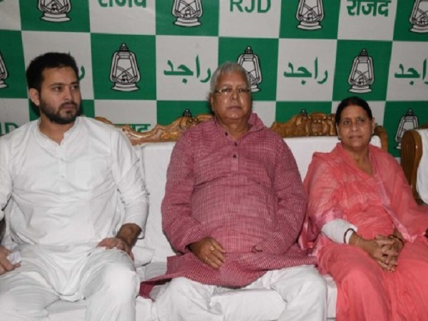 rjd chief Lalu Yadav rabri devi and Tejashwi yadav Summoned As Accused In irctc scam Case