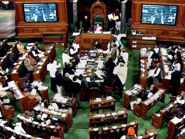 no confidence motion BJD and aiadmk issues whip directs MPs to present in Lok Sabha