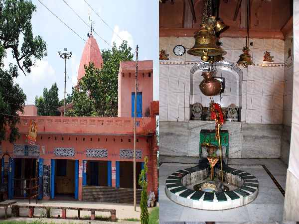 know about mankeshwar mahadev temple situated in saharanpur