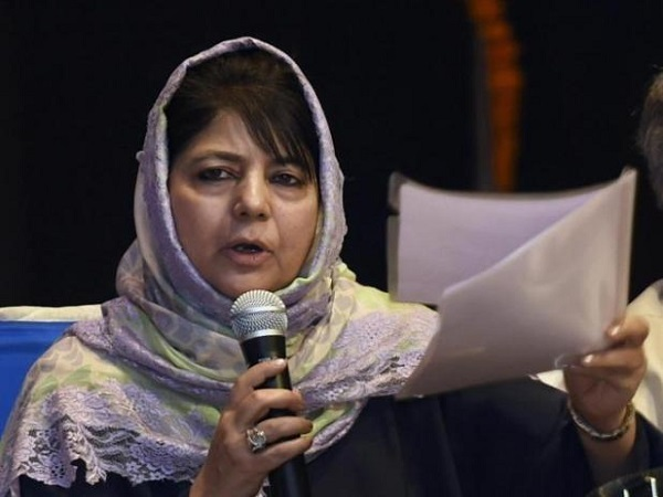 if delhi tries to break PDP outcomes will be dangerous warns Mehbooba Mufti