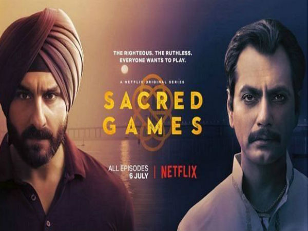 Delhi Hgh Court on Netflix Sacred Games starring Saif Ali Khan Nawazuddin Siddiqui