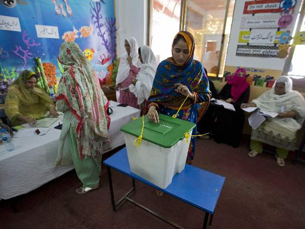 Rigging and Intimidation Charges in Pakistan Elections