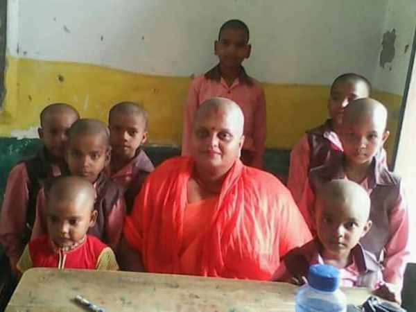 Students forced to shave head in raebareli