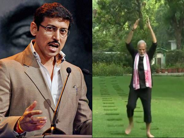 IB minister Rathore to Shashi Tharoor No money was spent to shoot pm modi fitness video
