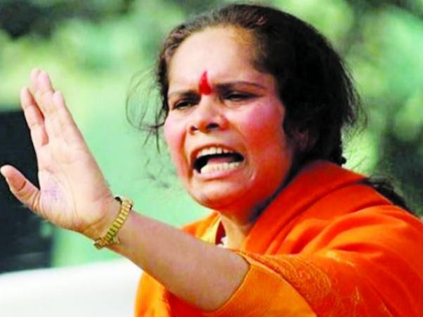 mathura sadhvi prachi appeals to muslim girls to get married with hindu boys