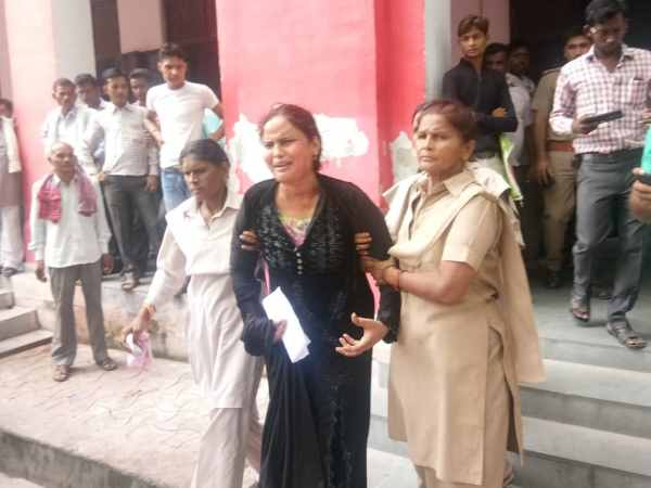 Women police complaint in Shahjahanpur times but did not get justice