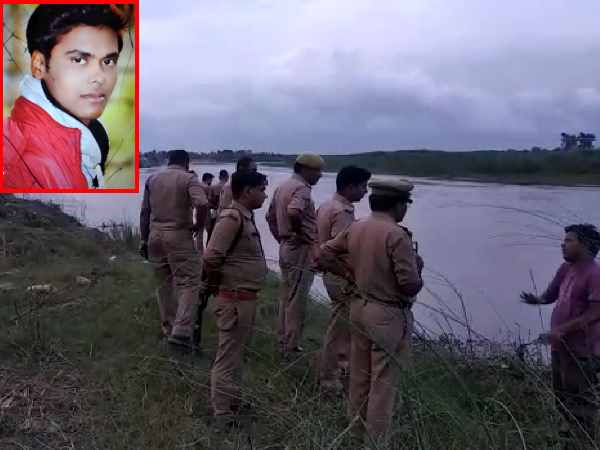 A young man drowned in Shahjahanpur