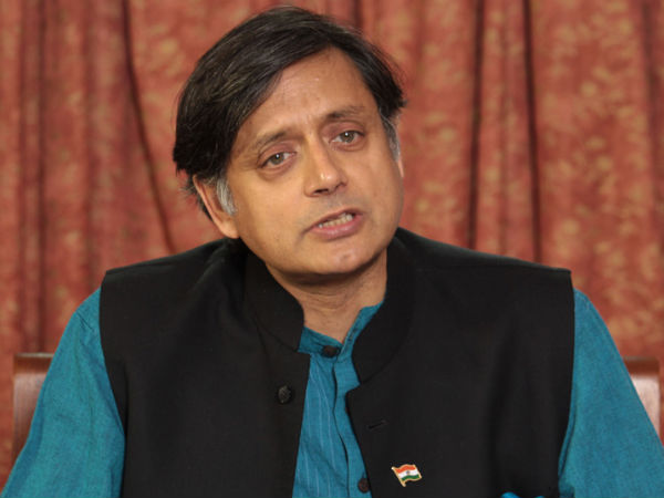 complaint letter in lucknow police station against congress leader shashi tharoor