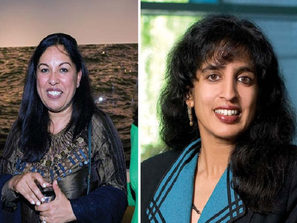 Jayshree Ullal Neerja Sethi feature on Forbes list of Americas richest self-made women