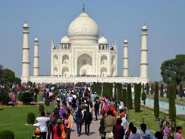 no namaz by non locals at taj mahal mosque says supreme court