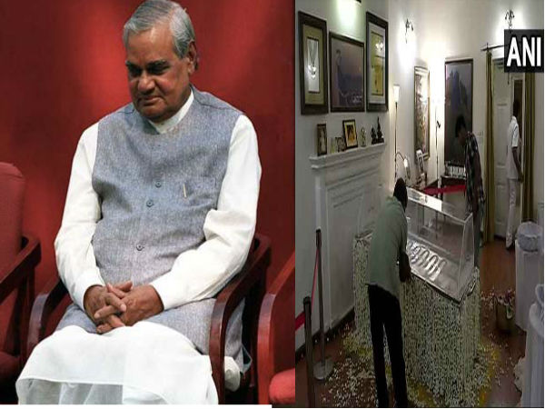 Former Prime Minister Atal Bihari Vajpayees Funeral will be in Smriti Sthal, latest updates