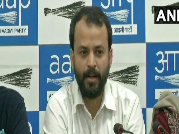 I am completely focussed on my legal practice and not involved in active politics at the moment. Rest is all extrapolation, tweets AAP leader Ashish Khetan.