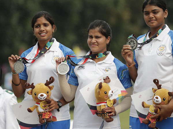 Madhya Pradesh CM Shivraj Singh Chouhan has announced Rs 75 lakh for Asian Games silver medalist Archer Muskan Kirar.