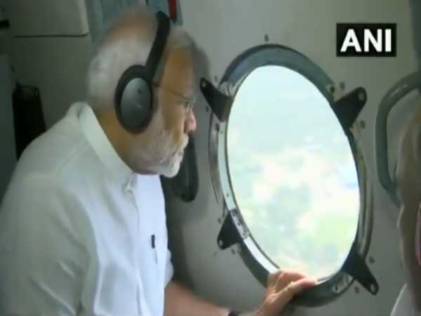 kerala floods: Prime Minister Narendra Modi announced Rs 500 crore as immediate aid