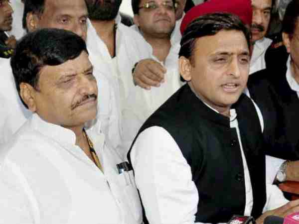 When Shivpal Yadav sent letter and Akhilesh got upset