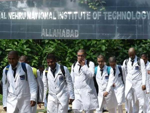 human rights commission gives notice to HRD ministry and government regarding raging with student of motilal nehru medical collage