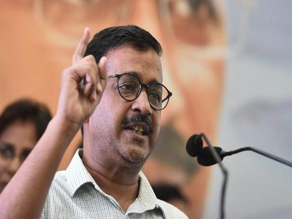 योगी सरकार ने केजरीवाल को चंद्रशेखर आजाद रावण से मिलने की नहीं दी इजाजत