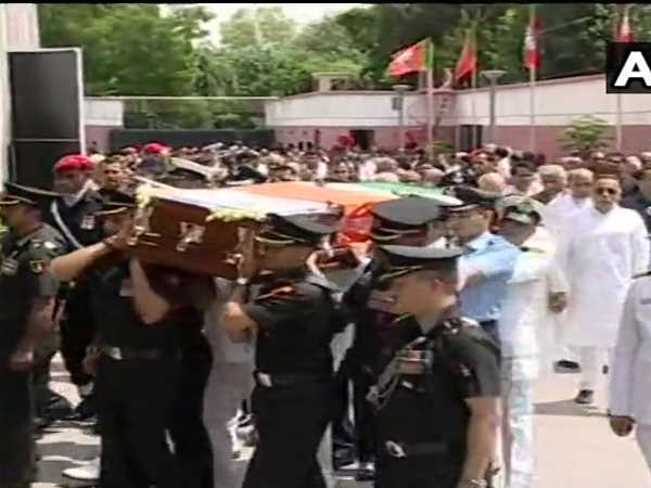 Delhi High court all District court half day holiday today to allow staff to attend the funeral Atal Bihari Vajpayee