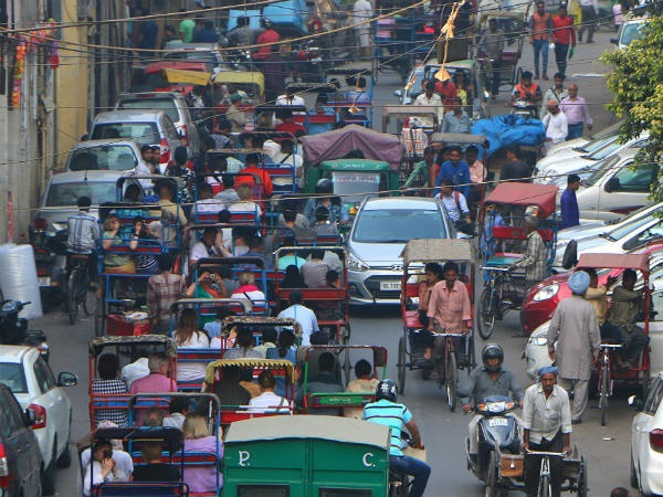 Soon, in Chandni Chowk, only cycle e-rickshaws and pedestrians to be allowed