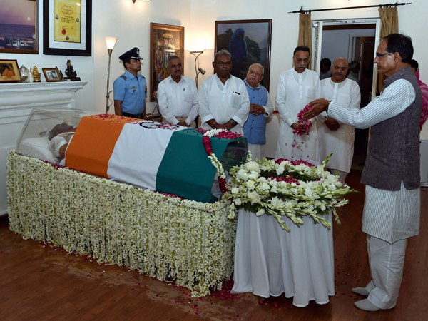 photos: tribute to former prime minister of india atal bihari vajpayee