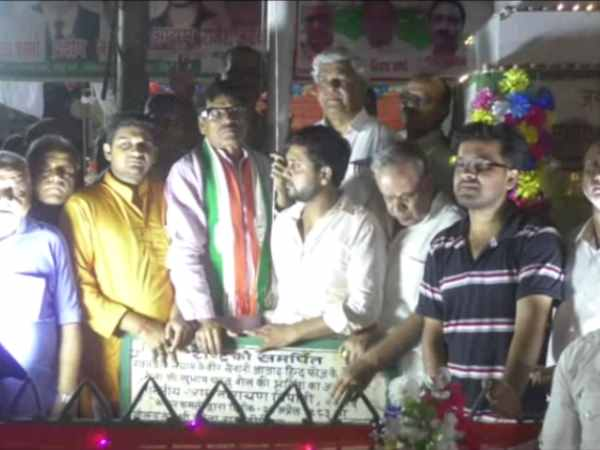 Kanpur celebrate Independence Day India at midnight