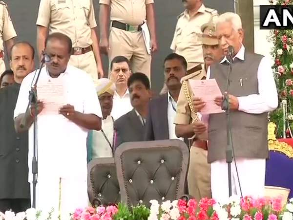 In HD Kumaraswamy swearing in, Chandrababu Naidu ran up a bill of Rs 8.7 lakh and Arvind Kejriwal Rs 1.85 lakh