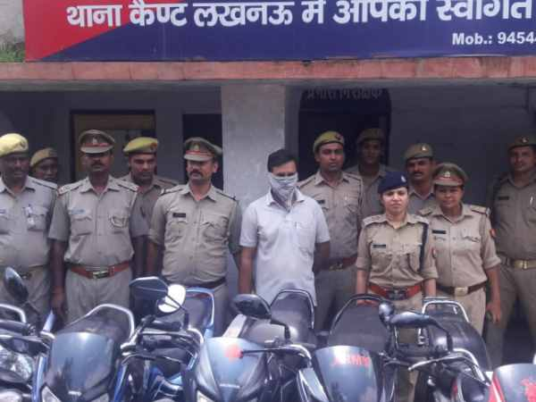 army jawan arrested in lucknow police