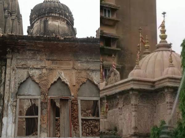 Sant Samaj disturbs due to demolition of ancient temples of Ayodhya