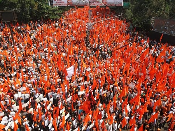 maharashtra: Maratha groups statewide protest on august 9 over demand of reservation