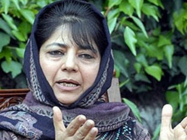 Terrorists and security forces victimising each others families, says Mehbooba Mufti