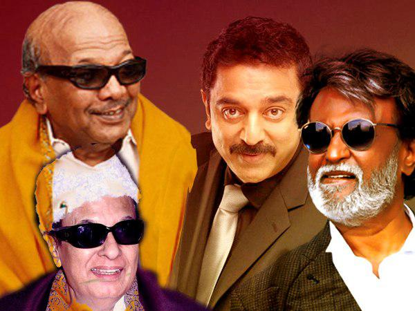 Vacuum in Tamil Nadu politics could be chance for rajinikanth, kamal hassan BJP was waiting for
