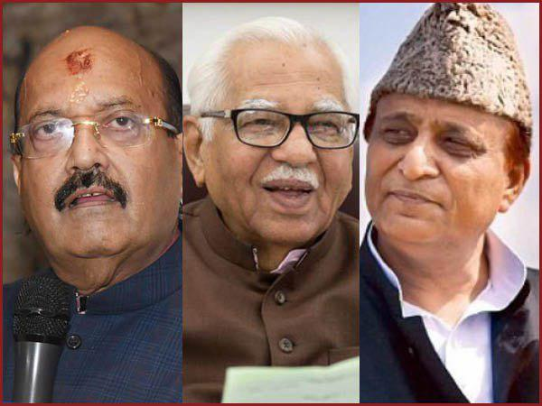 Amar singh and his family is afraid of azam khan