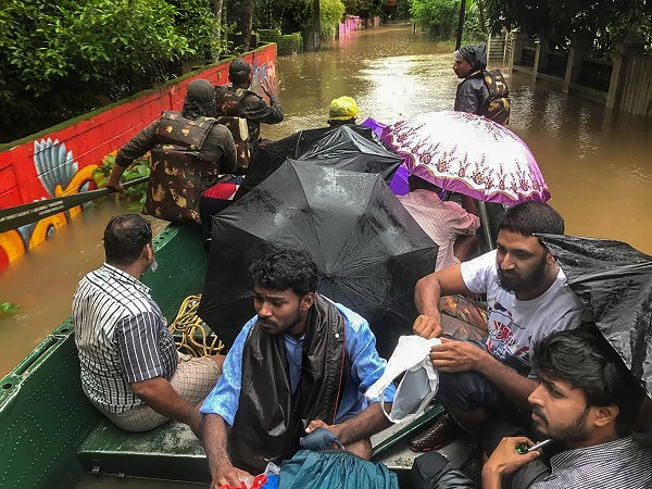 kerala floods: India grateful, but won't accept foreign funds