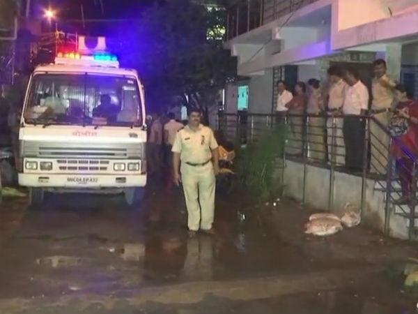 मुंबई: ATS की छापेमारी में व्यक्ति के घर पर मिला संदिग्ध सामान