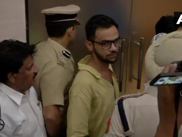 man opened fire at JNU student Umar Khalid outside Constitution Club of India Delhi