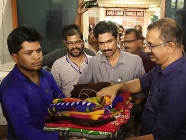 मध्य प्रदेश के विष्णु बने 'भगवान', केरल बाढ़ पीड़ितों के लिए दान कर दिया कंबलों का सारा स्टॉक