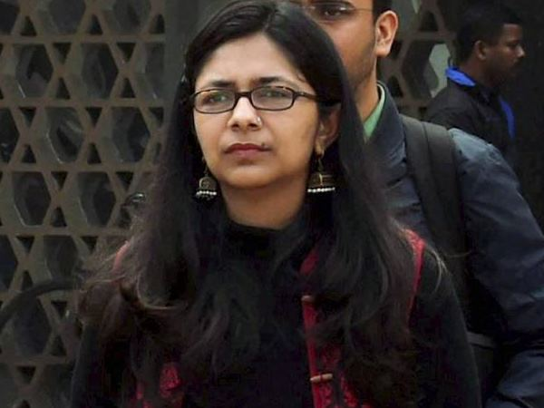 DCW Chief Swati Jai Hind writes a latter to UP CM Yogi Adityanath regarding a complaint received of gang rape-victim